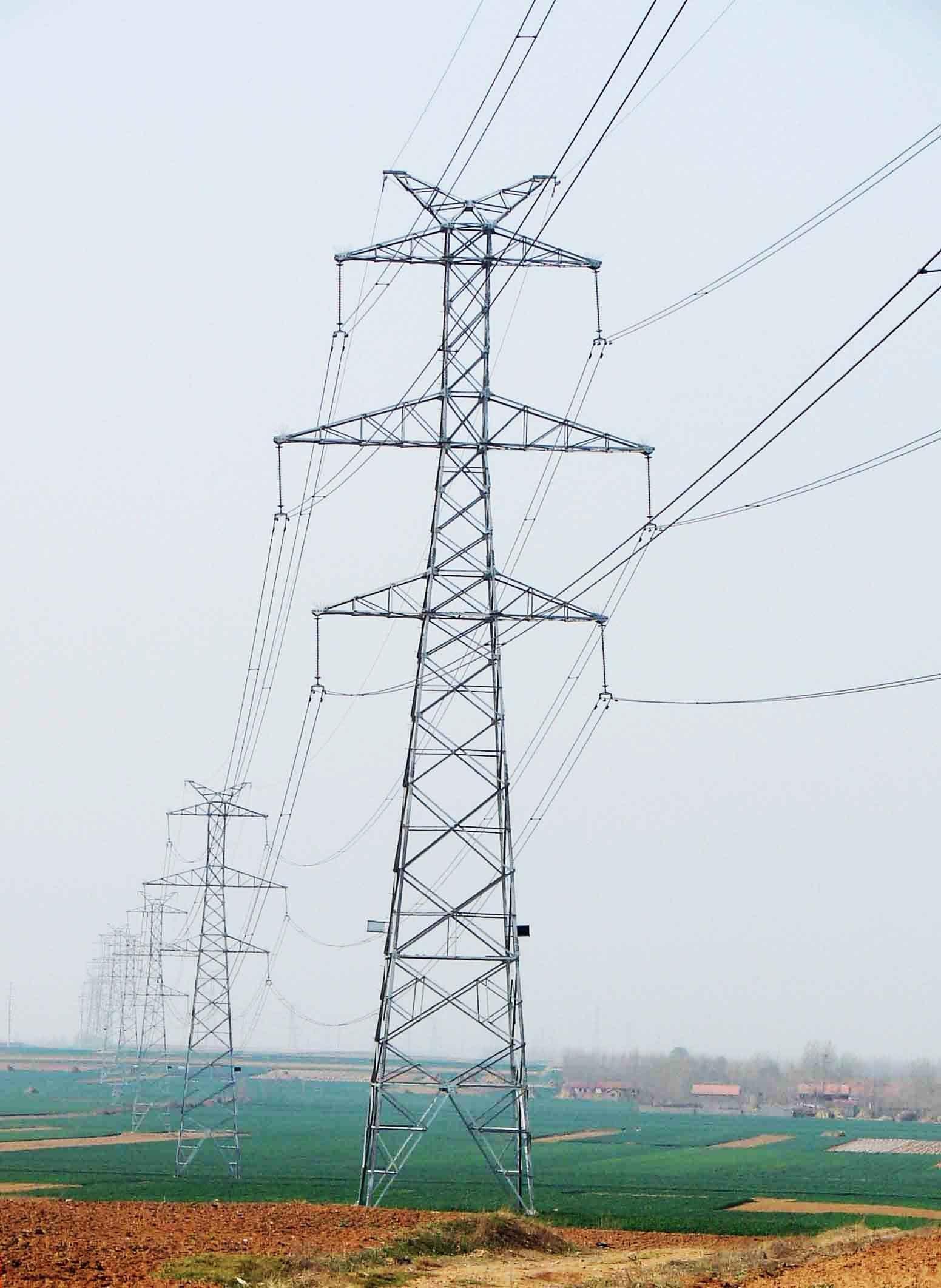 电力塔-青岛林辉钢构有限公司